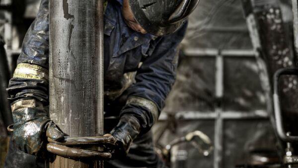 perforación de pozo petrolero