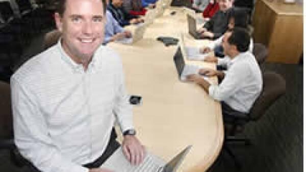 Todd Pierce, directivo de Genentech, confía en la solución de Google. (Foto: AP) (Foto: AP)
