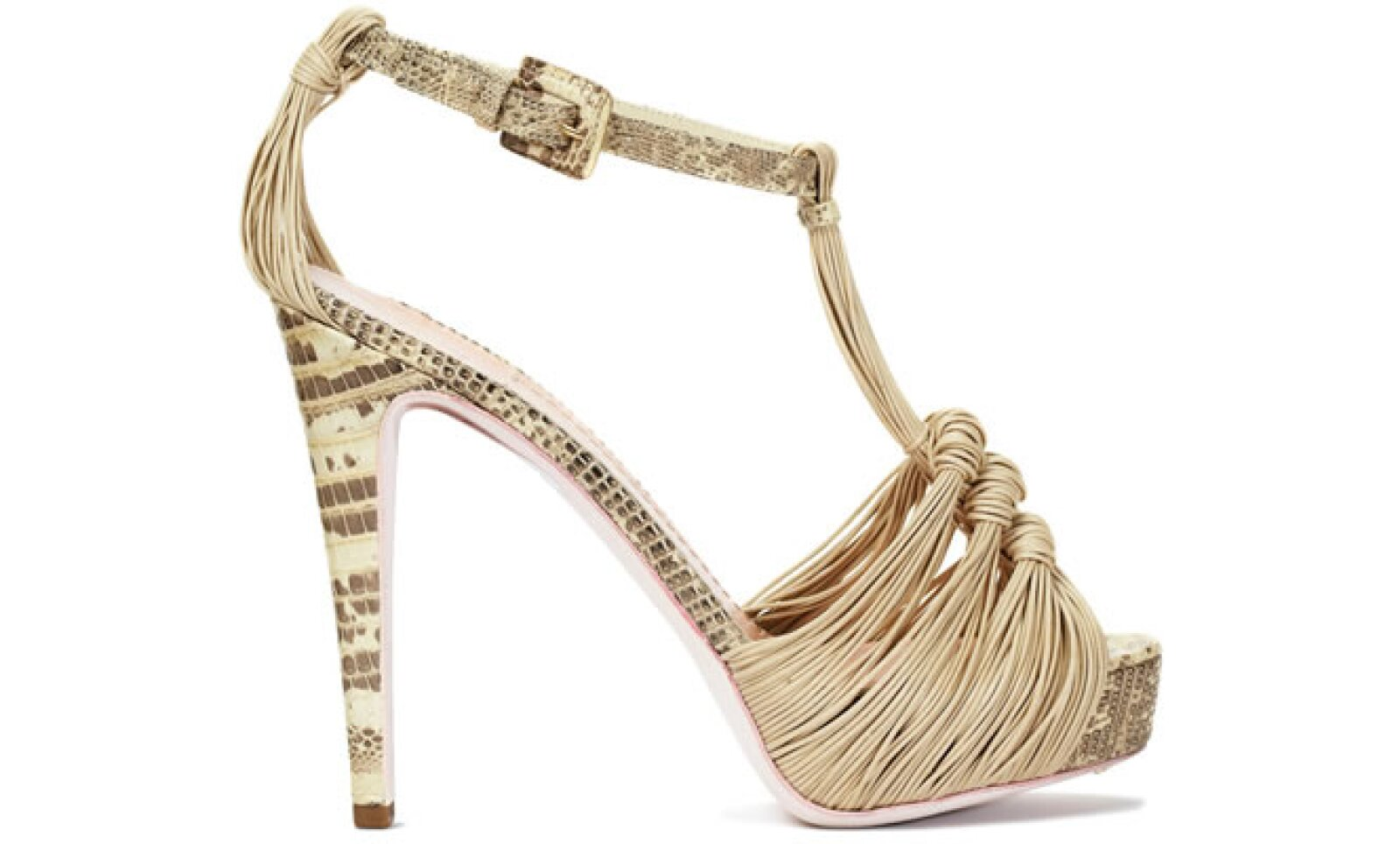 ¿Coleccionista de zapatos? Quizá le falten éstos, de Loewe.