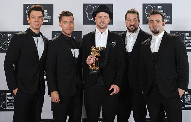 Fue en 2013 cuando la banda pisó nuevamente un escenario en los MTV Music Awards.