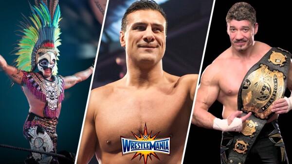 Mexicanos en WWE