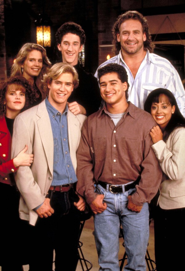 Saved By The Bell - 1989-1993
