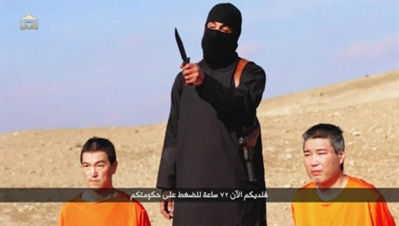yihadista John ISIS video