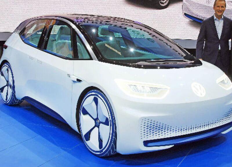 Volkswagen carro el�ctrico