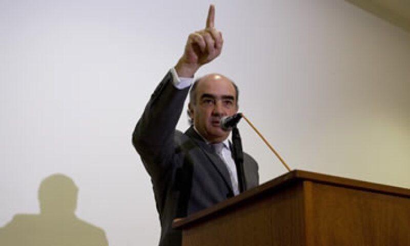 El ex titular de la Secretaría de Comunicaciones y Transportes destacó el error de cálculo económico de la calificadora. (Foto: AP)