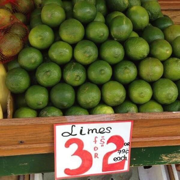 En Brooklyn, Nueva York, los limones también están caros