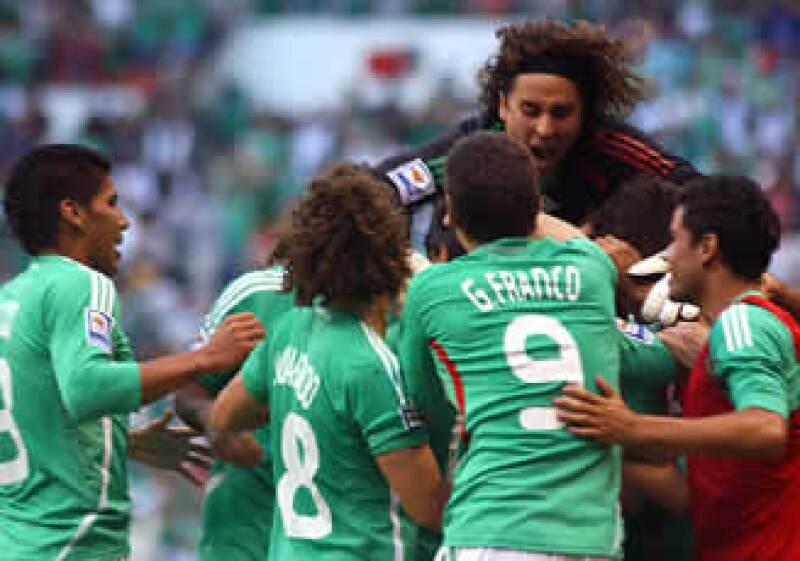 La Selección Mexicana es una de las 32 escuadras que buscarán la Copa del Mundo. (Foto: Notimex)