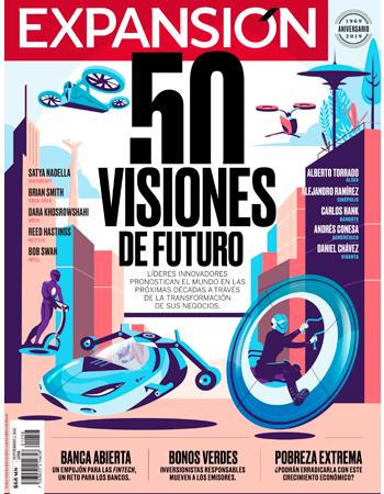 50 visiones de futuro