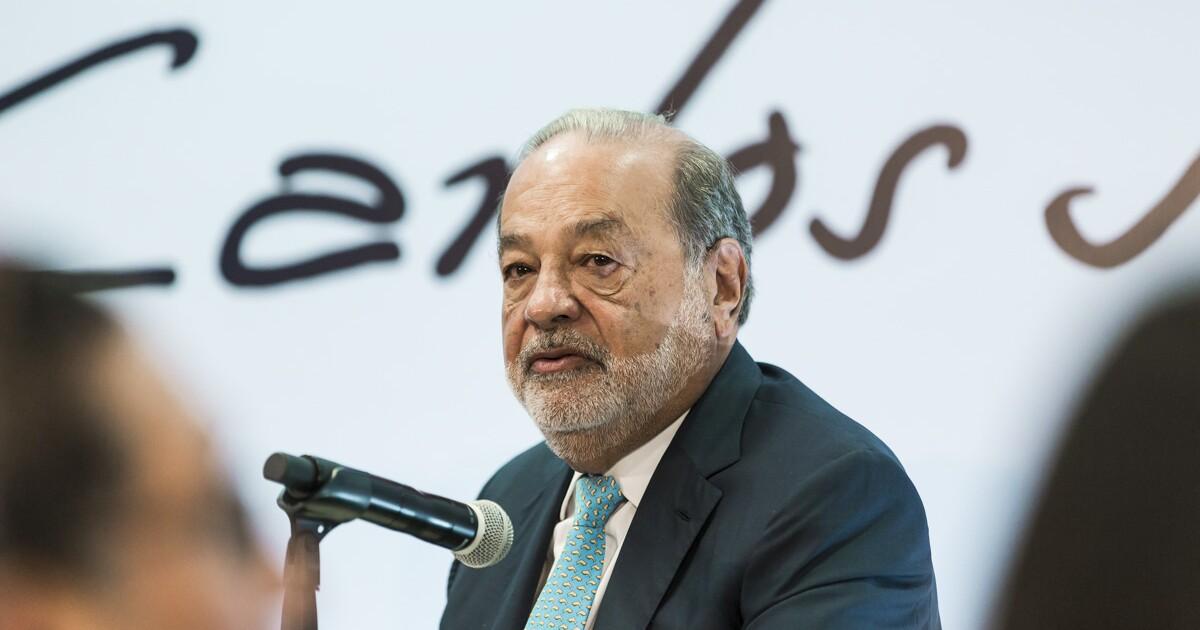 Carlos Slim impulsa su imperio a través de las Fibras
