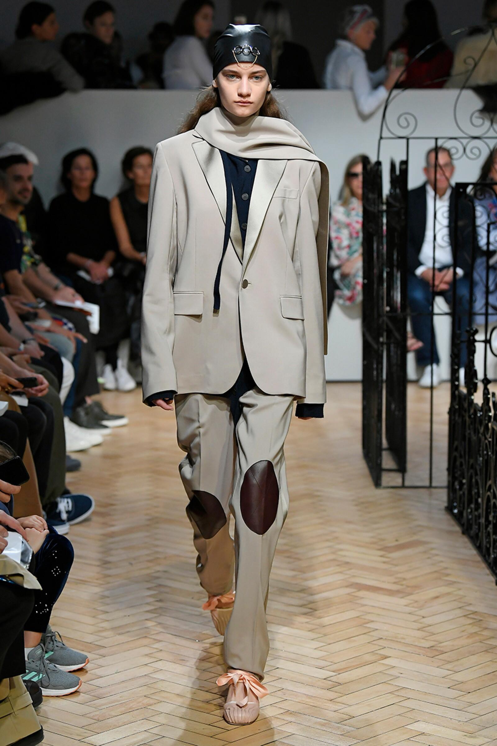 JW Anderson show, Runway, Spring Summer 2019, London Fashion Week, UK - 15 Sep 2018
