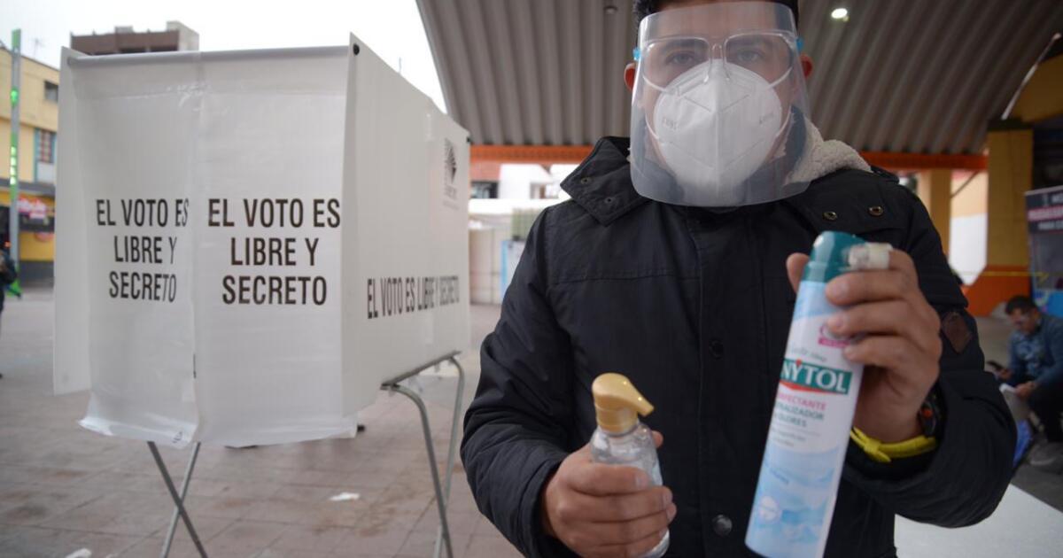 Hidalgo registra 632 casos de COVID-19 y 68 muertes después de sus elecciones