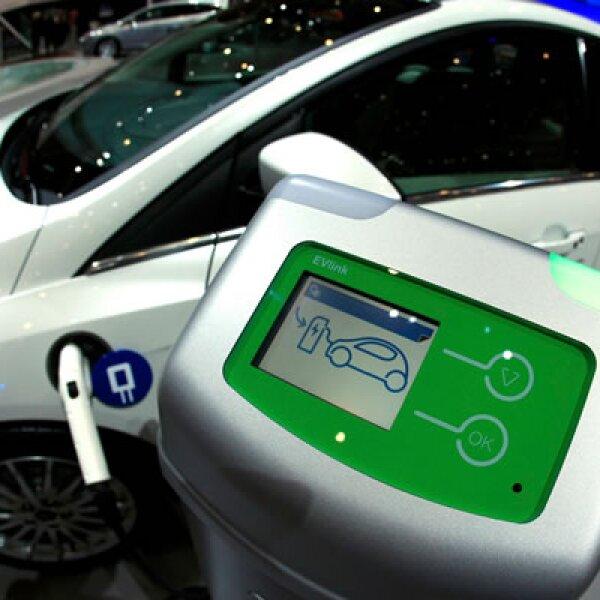 Ford Focus mostró su modelo eléctrico en un Auto Show dominado por los autos pequeños.