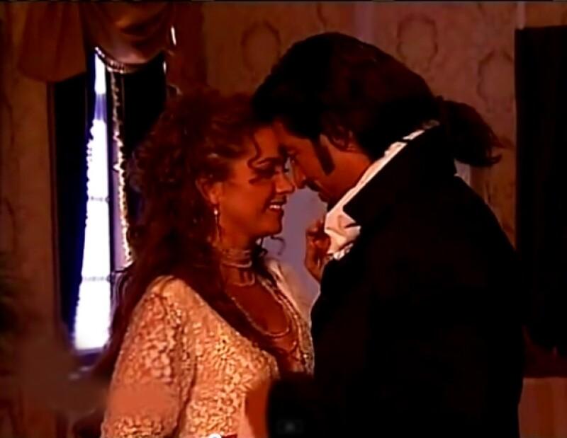 Lucero y Fernando Colunga han conformado una de las parejas más exitosas de los melodramas.