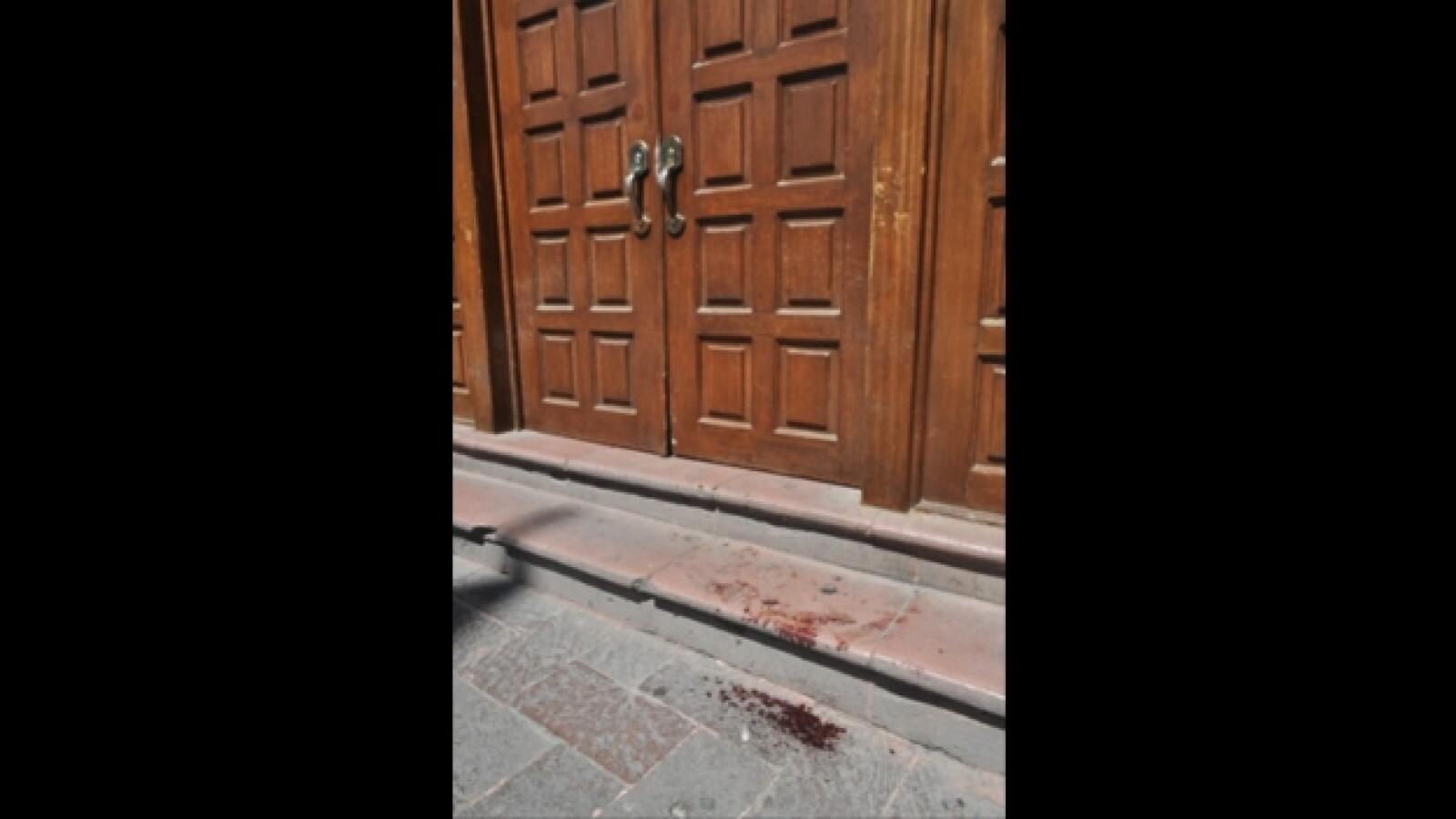 ataque palacio de gobierno coahuila