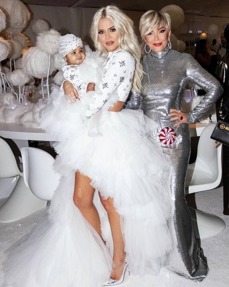 Khloé y Kris Kardashian