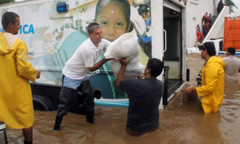 El Gobierno de Jalisco solicitó a la Segob la declaratoria de emergencia para 13 municipios afectados por el huracán Jova. (Foto: Notimex)