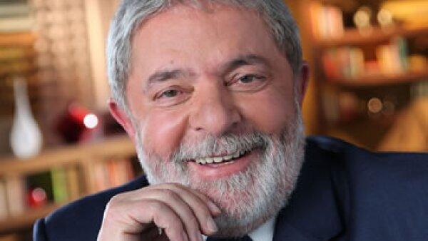 Lula da Silva dijo que México es la parte buena que trabaja, estudia y sueña con un país más fuerte. (Foto: AP)