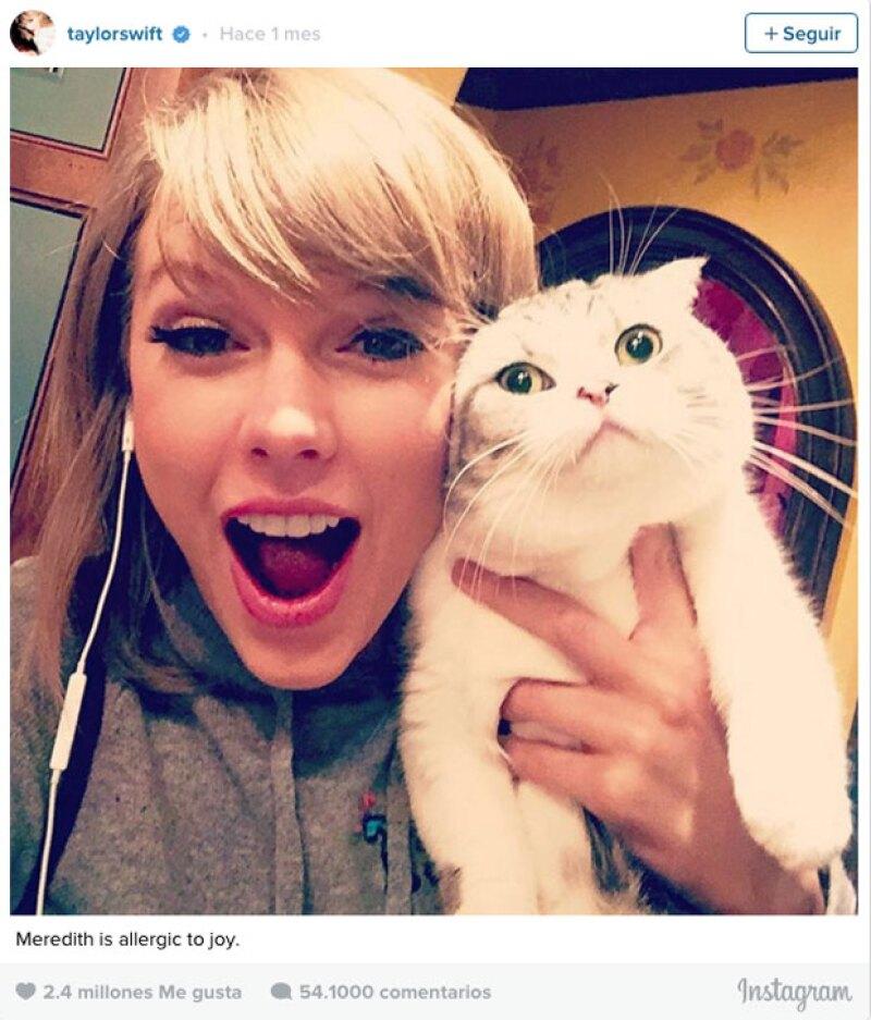 Taylor y Meredith en el octavo lugar con 2.4 millones.