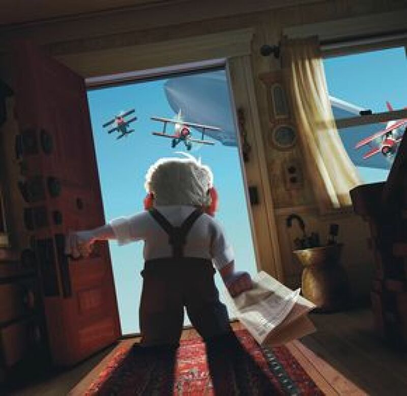 El importante evento fílmico abrirá por primera vez con una cinta animada y será con el largometraje animado en 3-D titulado `Up´.