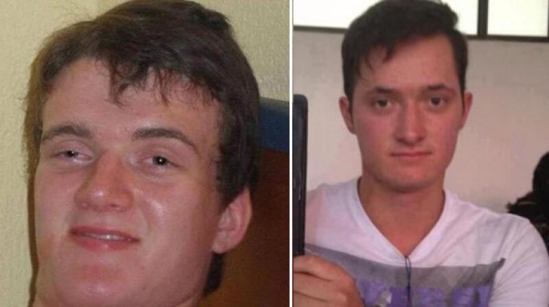 Connor antes y después.