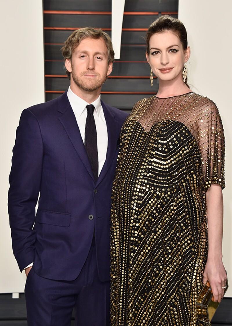 La actriz celebró su fiesta del bebé este fin de semana junto a su marido, su familia y algunos amigos, entre ellos la mujer de Matthew McConaughey, Camila Alves.