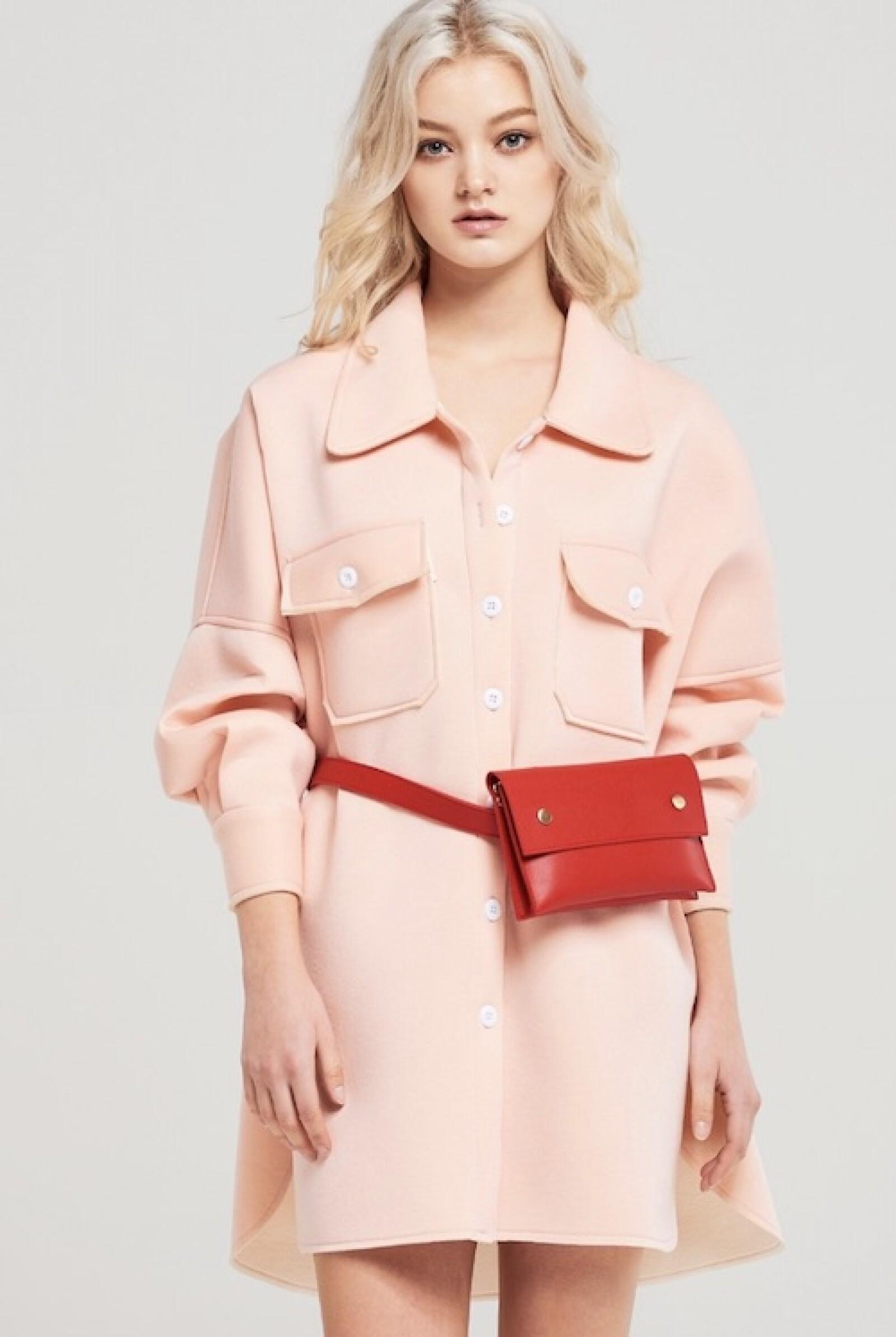 Eleanor Oversized Jacket Storets