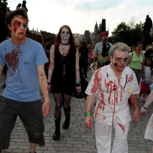 praga, zombies