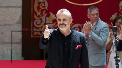 'Gala Sida' 2017 Presentation in Madrid