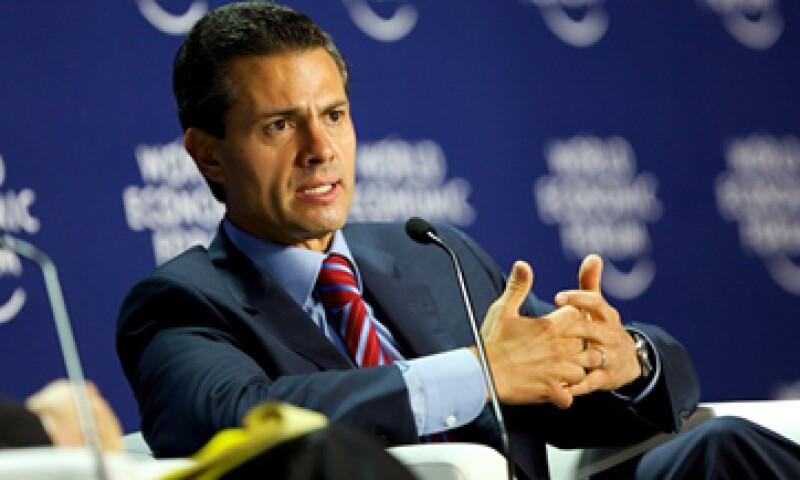 El presidente, Enrique Peña Nieto, presumió que México es el país con más acuerdos de libre comercio en AL. (Foto: tomada de: www.presidencia.gob.mx)