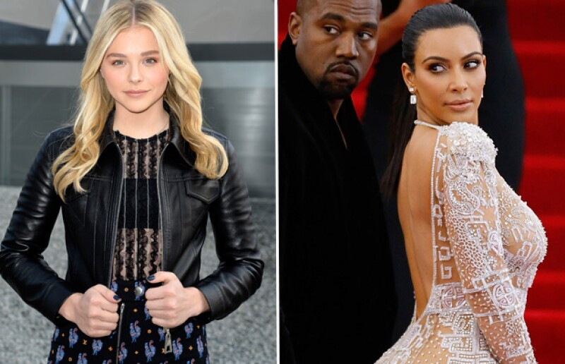 La actriz criticó la manera en que Kim representa el valor de la mujer.
