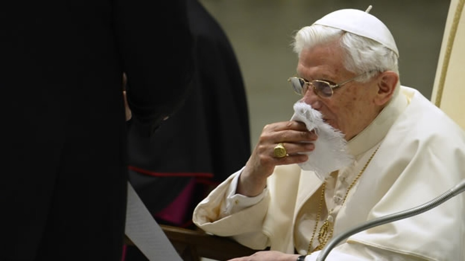 Audiencia de Benedicto XVI