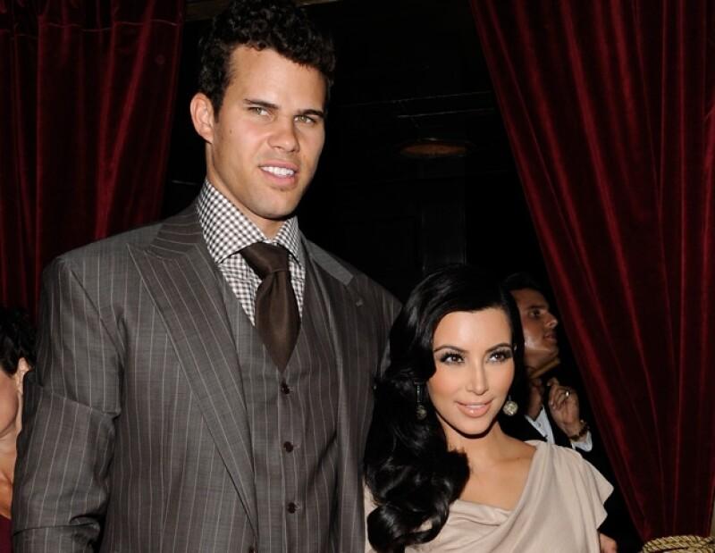 Todavía no han podido finalizar su divorcio.