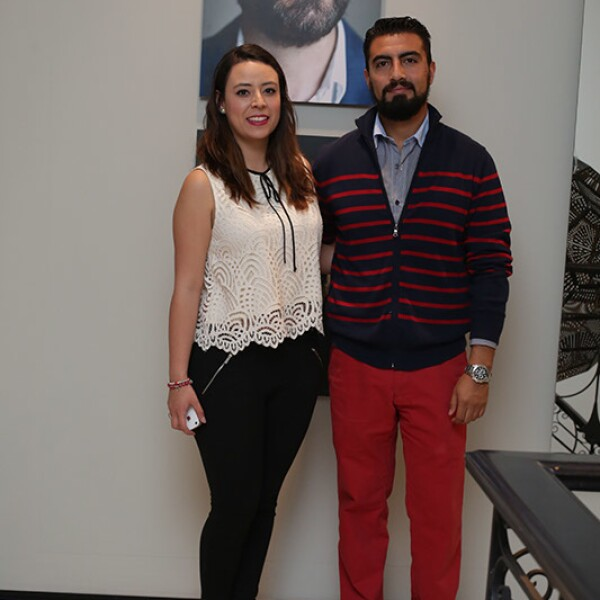 María Sánchez y Rafael Lara
