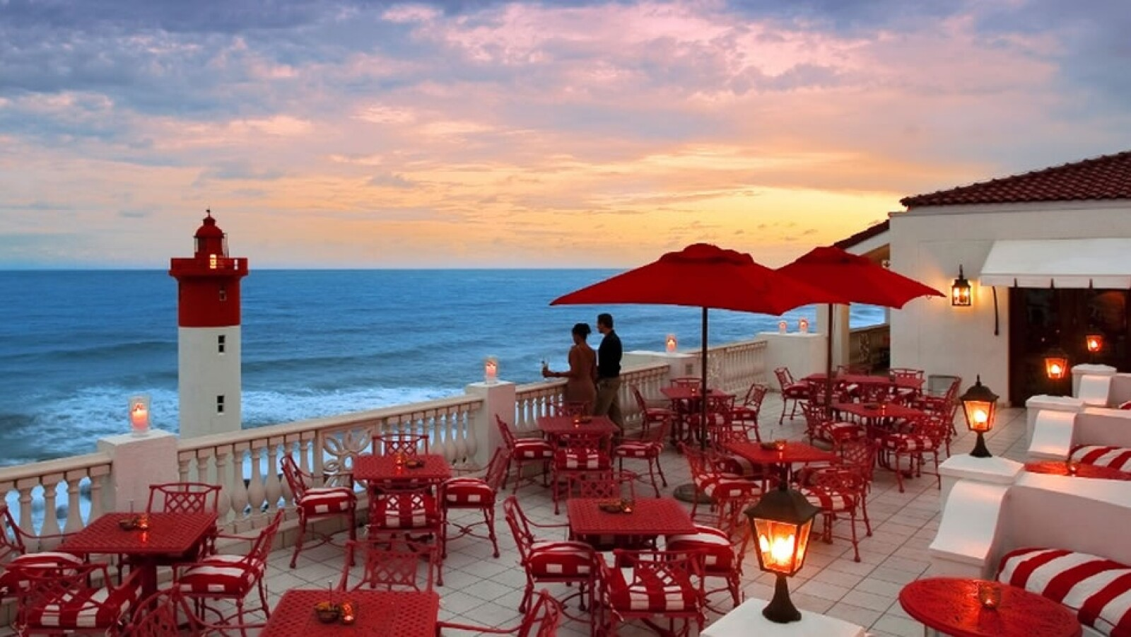 The Lighthouse Bar, The Oyster Box (Durban, Sudáfrica)