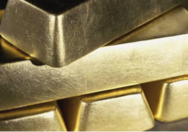 El metal al contado subió 0.8%, a 1,495.20 dólares la onza. (Foto: Photos to Go)