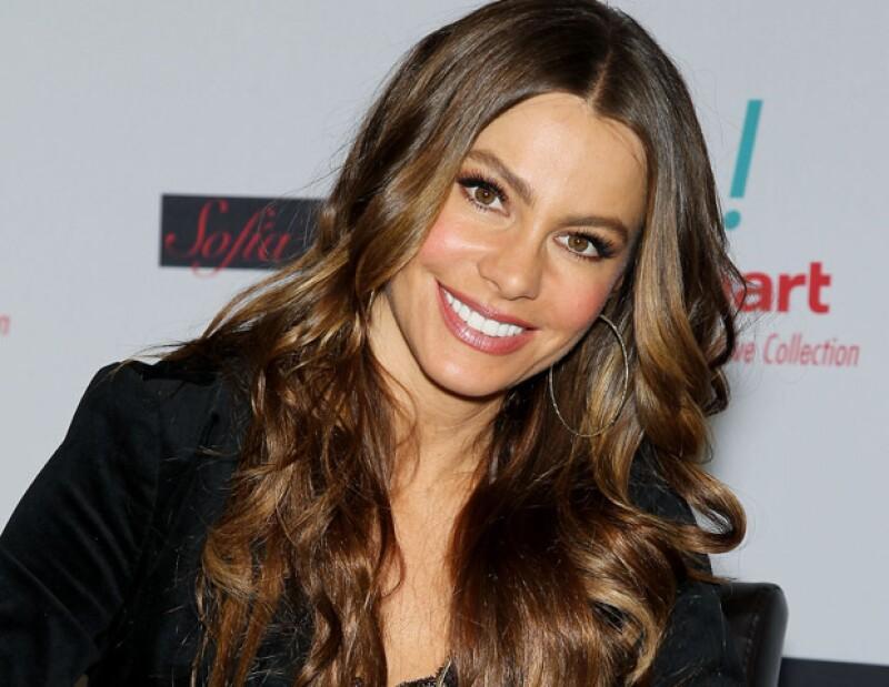 La actriz colombiana declaró que en los inicios de su carrera trató de cambiar su acento de nacimiento para lograr el éxito.