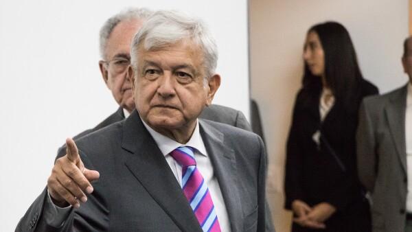 López Obrador presupuesto