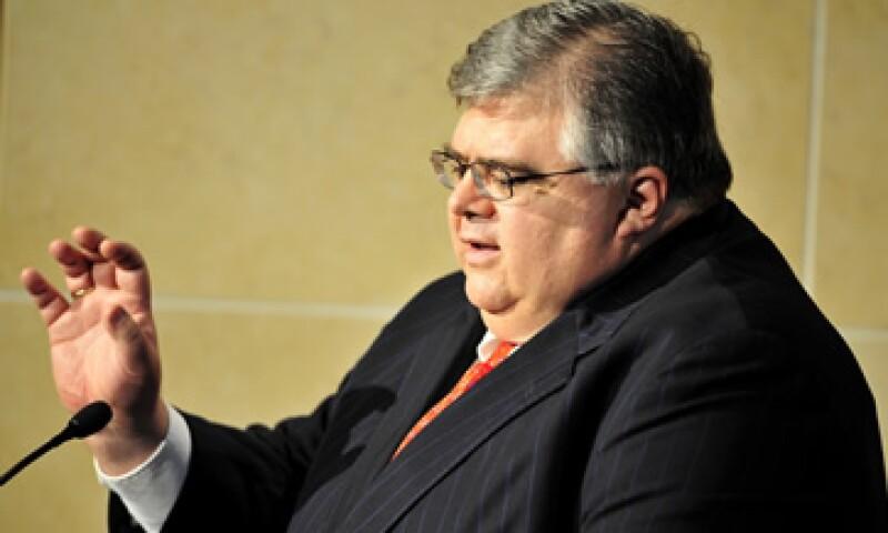 Agustín Carstens dijo que México no tiene problemas de finanzas públicas. (Foto: Notimex)