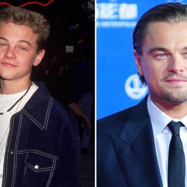 """Leonardo DiCaprio era llamado """"el niño bonito"""", algo que hasta la fecha continúa, sólo que ese """"niño"""" ya es todo un hombre."""
