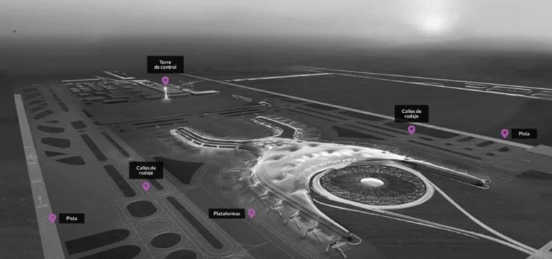 La nueva terminal aérea