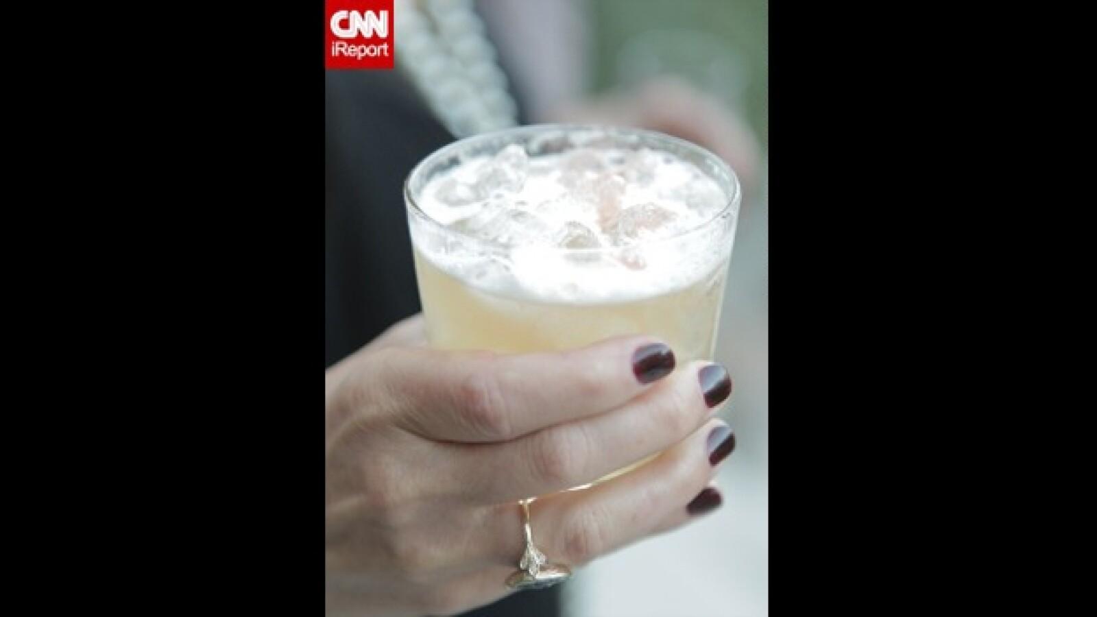 gin fizz fiesta decada 20