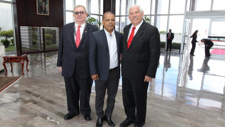 La llegada de Oscar Ortiz