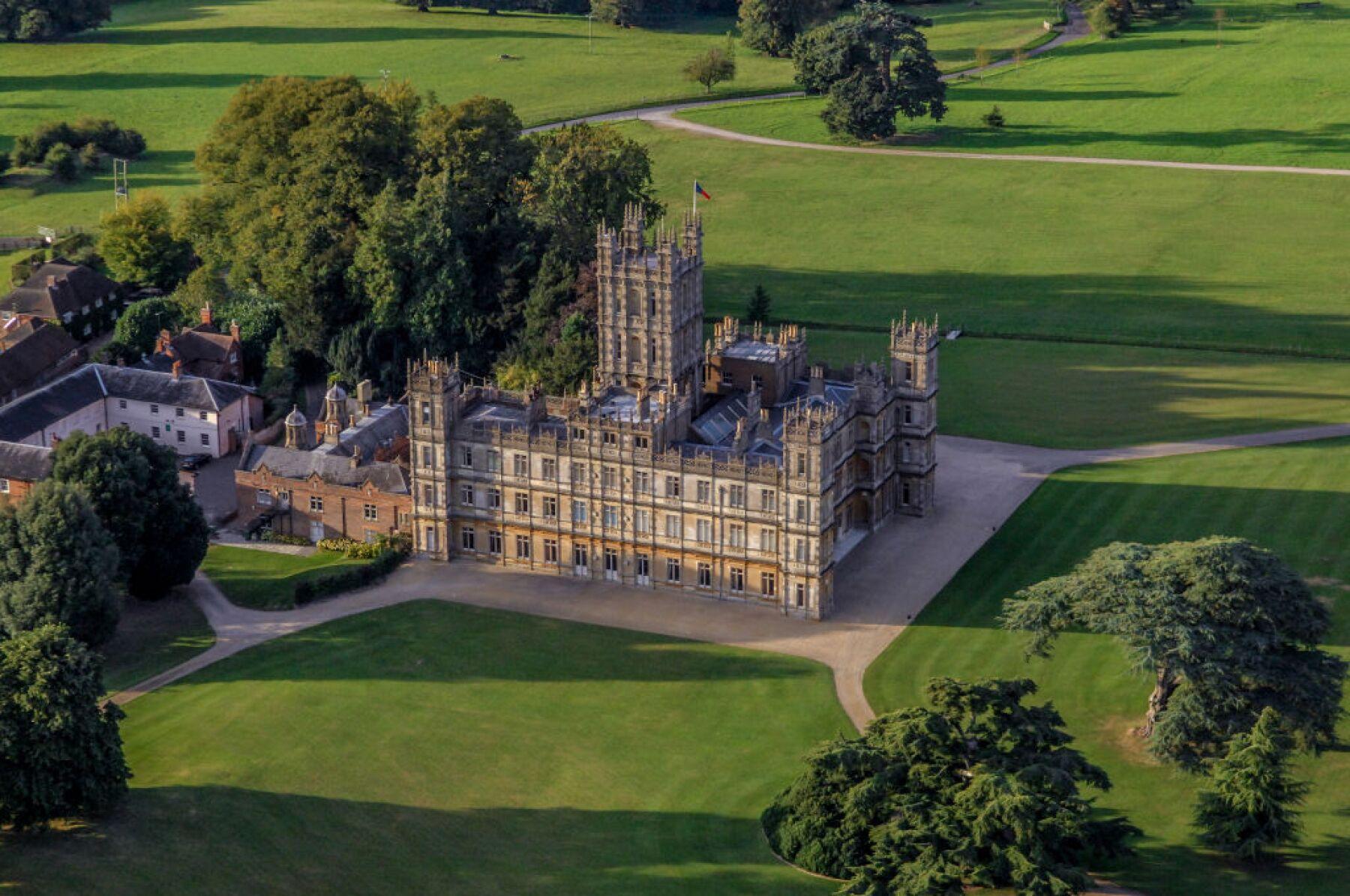 Highclere-Castle-Hampshire