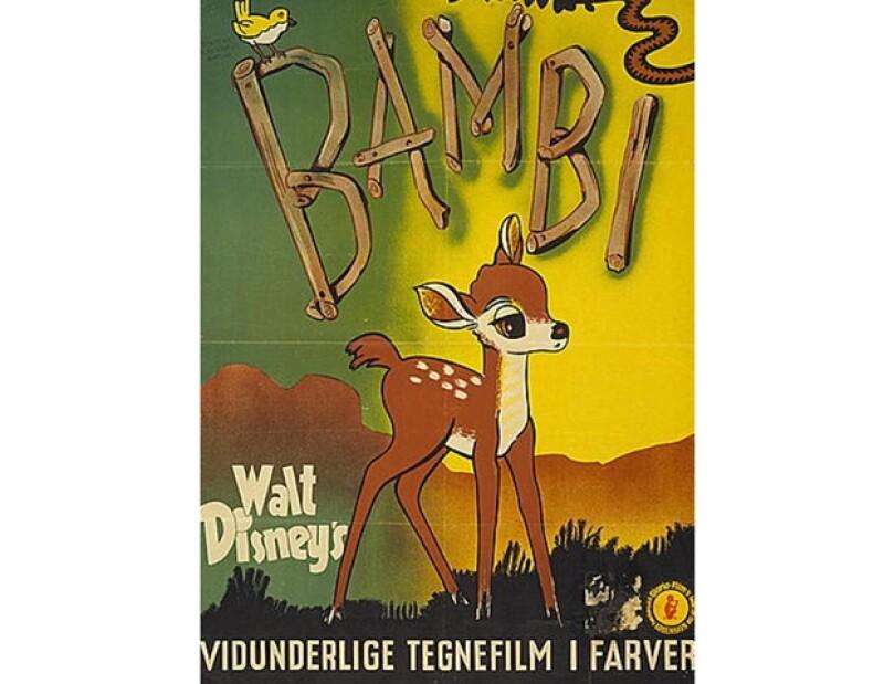 Bambi ha marcado generación tras generación desde su estreno.
