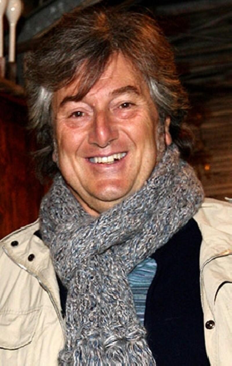 Vittorio Missoni era el titular de la casa de modas que lleva el mismo nombre, popular por sus diseños en zigzag.