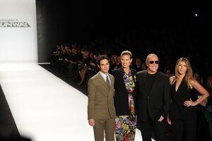 Project Runway - Runway - Fall 2013 Mercedes-Benz Fashion Week