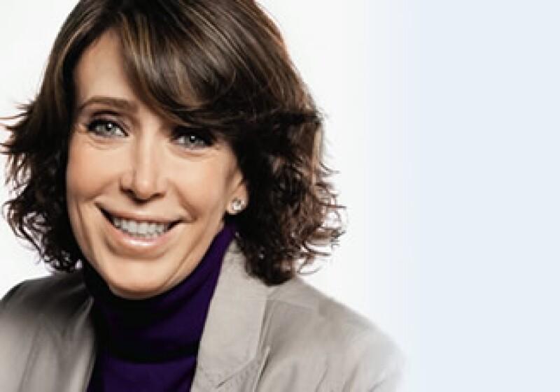 María Asunción Aramburuzabala es Vicepresidenta del consejo de Grupo Modelo (Foto: Alfredo Pelcastre/Mondaphoto)