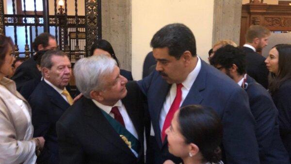 Maduro-AMLO