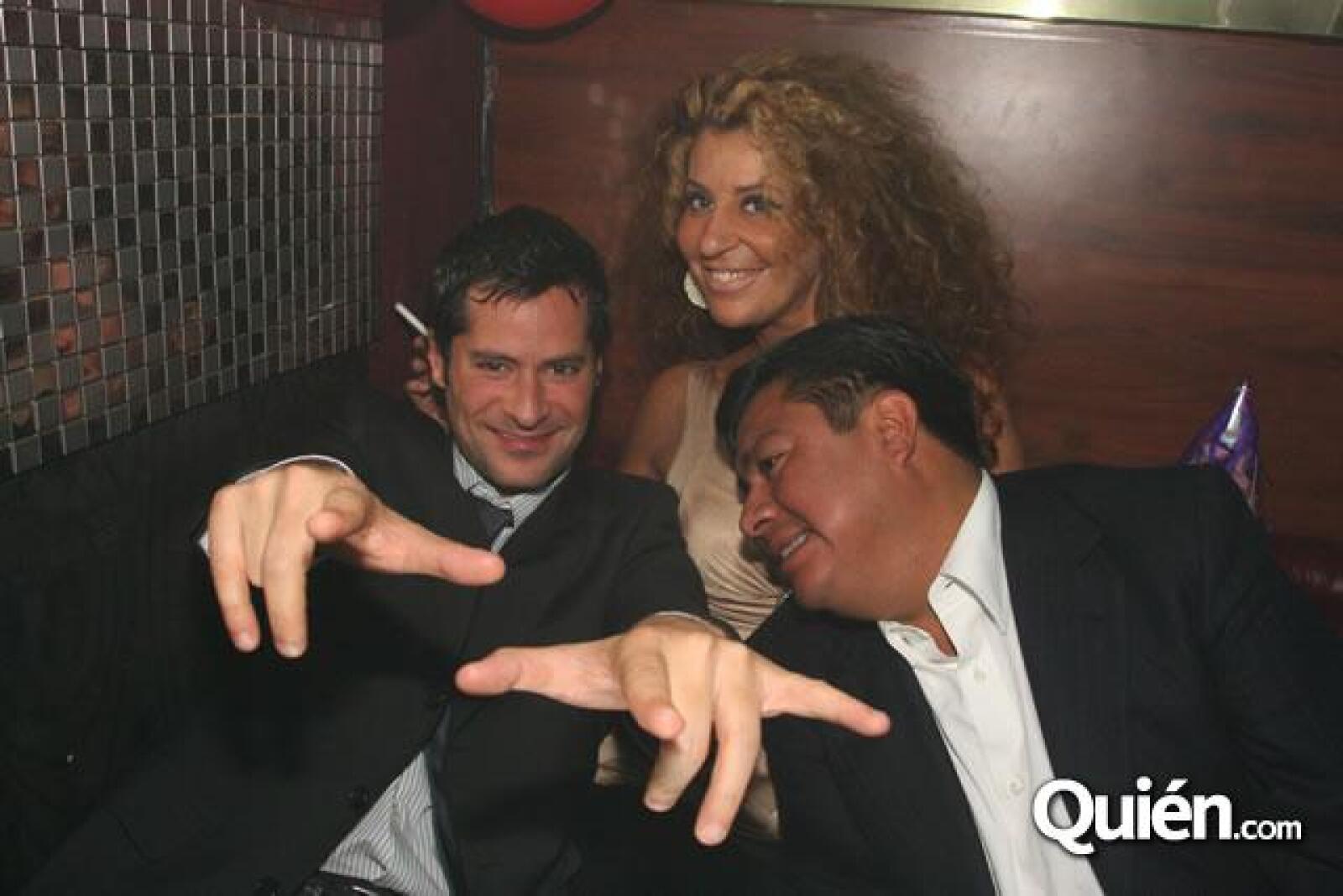 Cumpleaños Pepe Soho