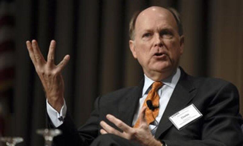 Plosser es reconocido por su dura postura ante la inflación. (Foto: AP)